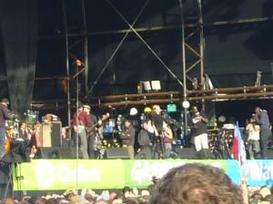 Babyshambles @Other Stage, Glastonbury 2007 - 2