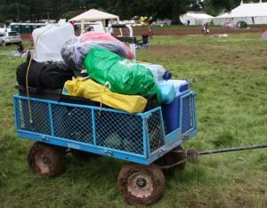 Green Man Festival 2012 - トローリー