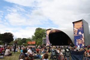 Green Man Festival 2014 - メインステージ