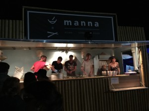 Green Man Festival 2015 - アジア屋台系料理