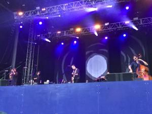 Green Man Festival 2015 - Calexico @Mountain Stage