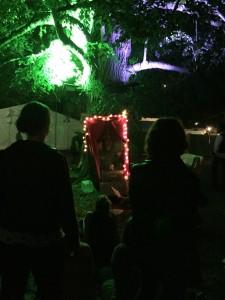 Green Man Festival 2015 - 人間ジュークボックス @Far Out近く