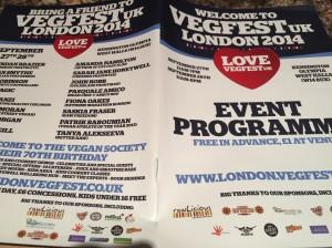 Veg Fest UK 2014